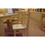 香柏年松木餐椅E04-1号