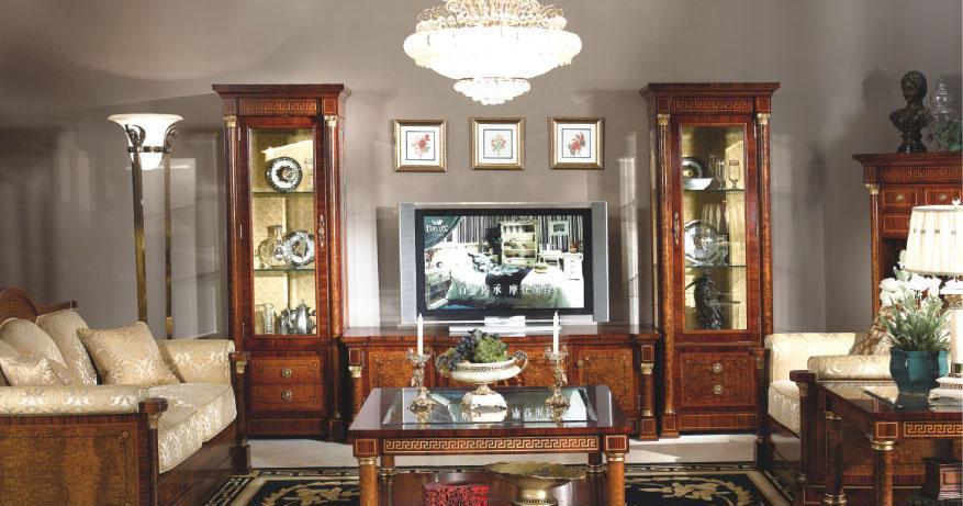 大风范家具奥菲斯客厅系列OP-651-1单门酒柜OP-651-1单门酒柜