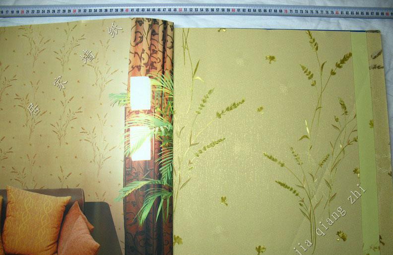 爱舍壁纸花冠欧式田园风格-1661616616