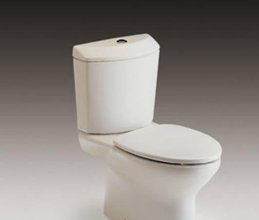 乐家卫浴乔治亚系列座厕(阻尼欧乐盖板)3-424B1.3-424B1..0