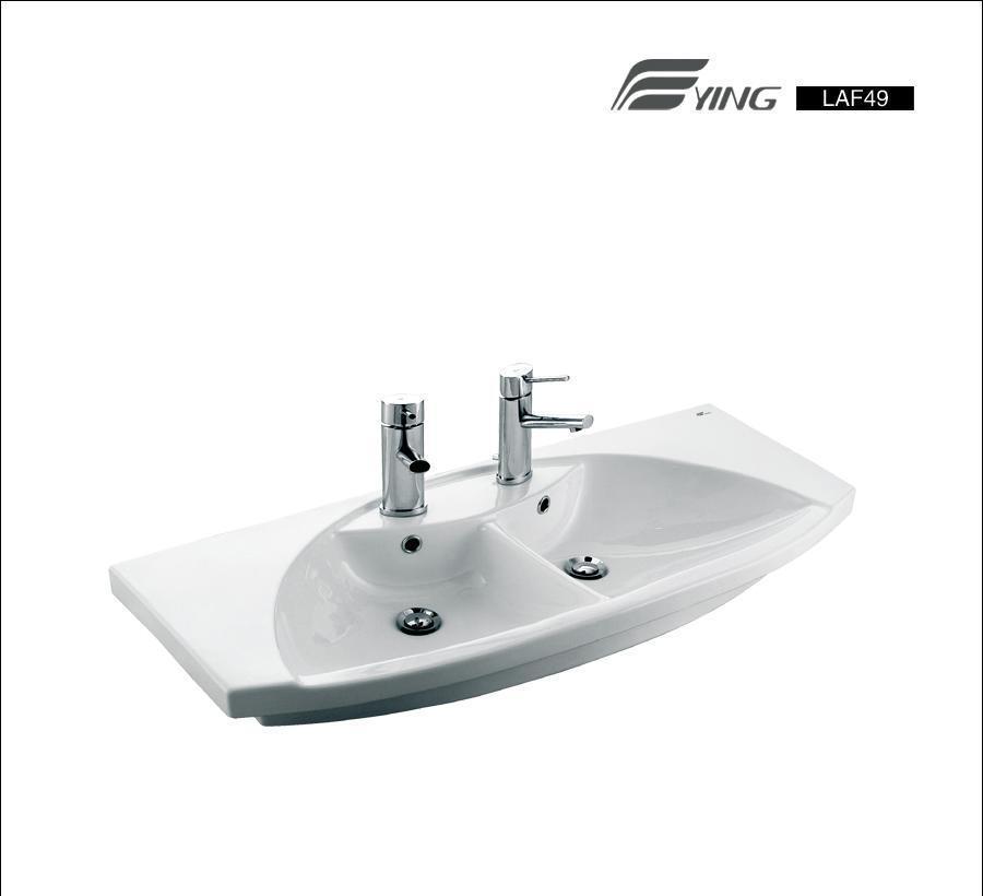鹰卫浴台上盆LAF49