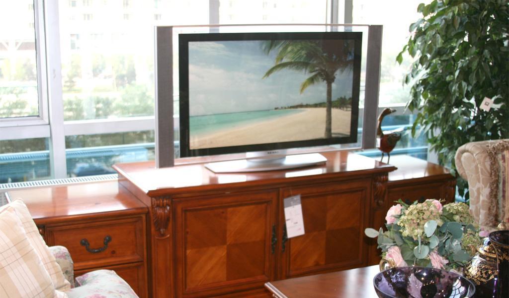 美克美家电视低柜维多利亚 MK54-8041-MMK54-8041-M