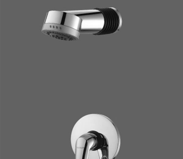 美加华入墙式淋浴龙头M-3749C(纯铜镀铬)M-3749C