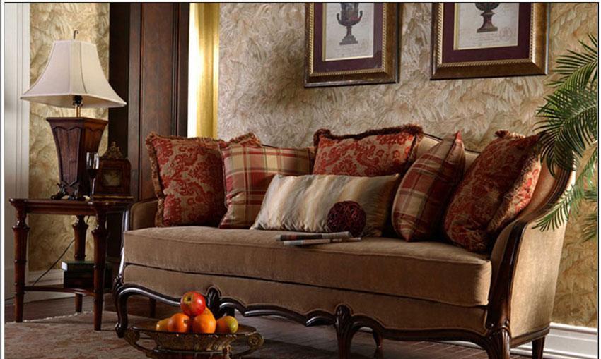 梵思豪宅客厅家具OP5083SF3p沙发OP5083SF3p