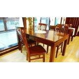 国盛餐厅家具大方圆桌CT24