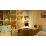 我爱我家儿童家具FG46-K+S+Y+RAA组合书桌