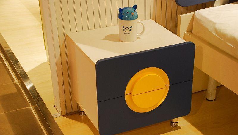 我爱我家儿童家具床头柜FB21FB21