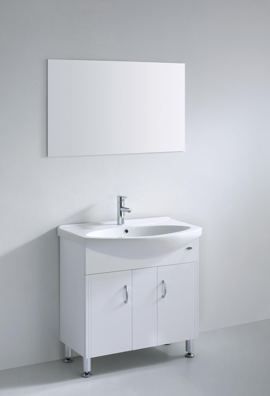 法恩莎PVC浴室柜FPG3637(主柜)FPG3637