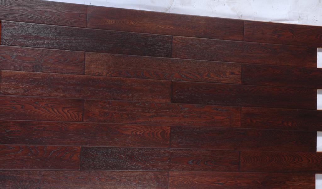 圣象安德森多层实木复合地板 AQ6179摩卡橡木6179