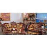 雅梦娜欧E297美式沙发