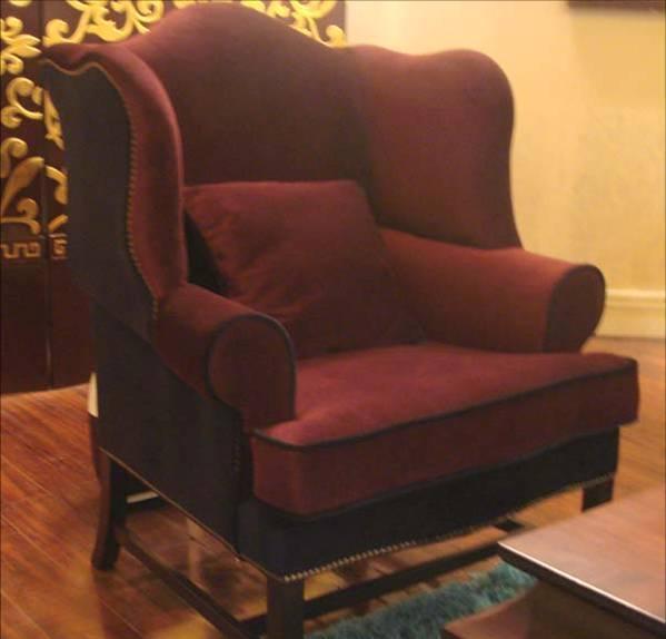 美凯斯客厅家具休闲椅M-C790XM-C790X