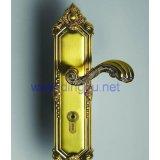 顶固A31-8969SKB锌合金欧式豪华插芯锁