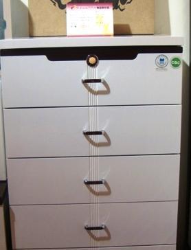 双虎家具-五屉柜A202A202