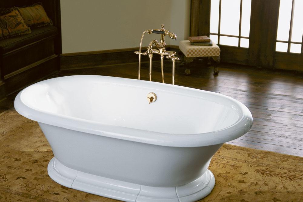 Vintage 温蒂斯 铸铁浴缸K-700T