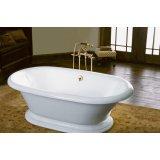 科勒温蒂斯铸铁浴缸