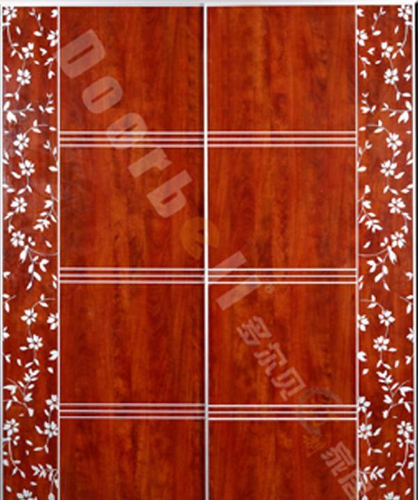 多尔贝丽雅系列LJ00045平亮水乡壁柜门LJ00045
