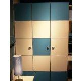 我爱我家家具-板式三门柜F012
