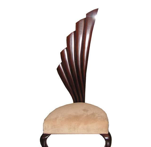 美凯斯卧室家具罗马假日系列休闲椅M-C768X(SD01M-C768X(SD01-3)