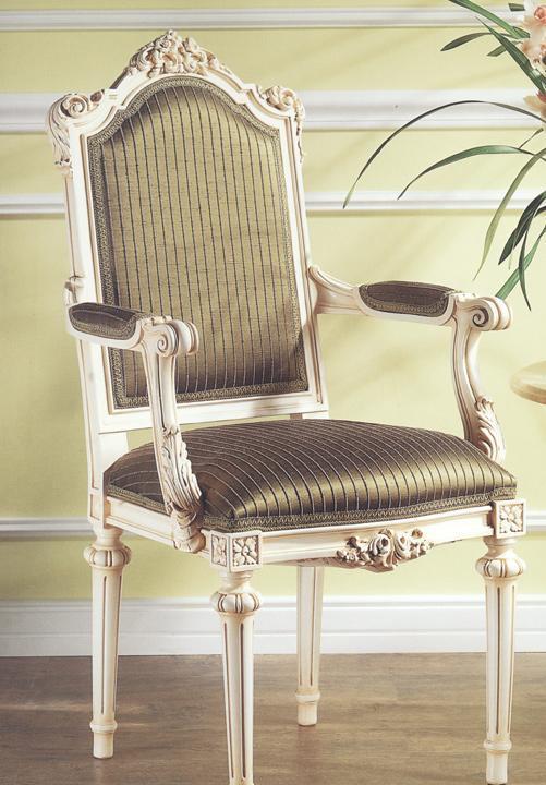 罗浮居椅子合意大利SILIK家具S3S3