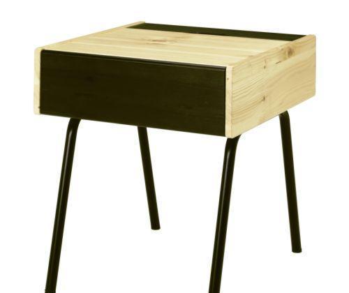 宜家床头桌-曼德尔曼德尔
