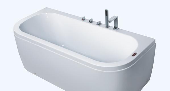 箭牌三面裙浴缸卫浴・瓷砖巴黎月色系列五件套AWAW012QY