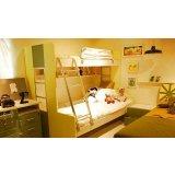 多喜爱儿童家具床上下床架8A107-12-08