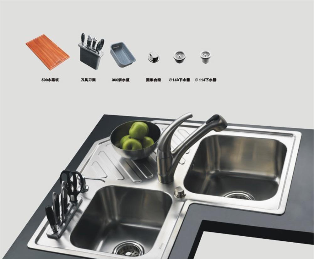 普乐美水槽纽伦堡系列NR802套餐NR802套餐