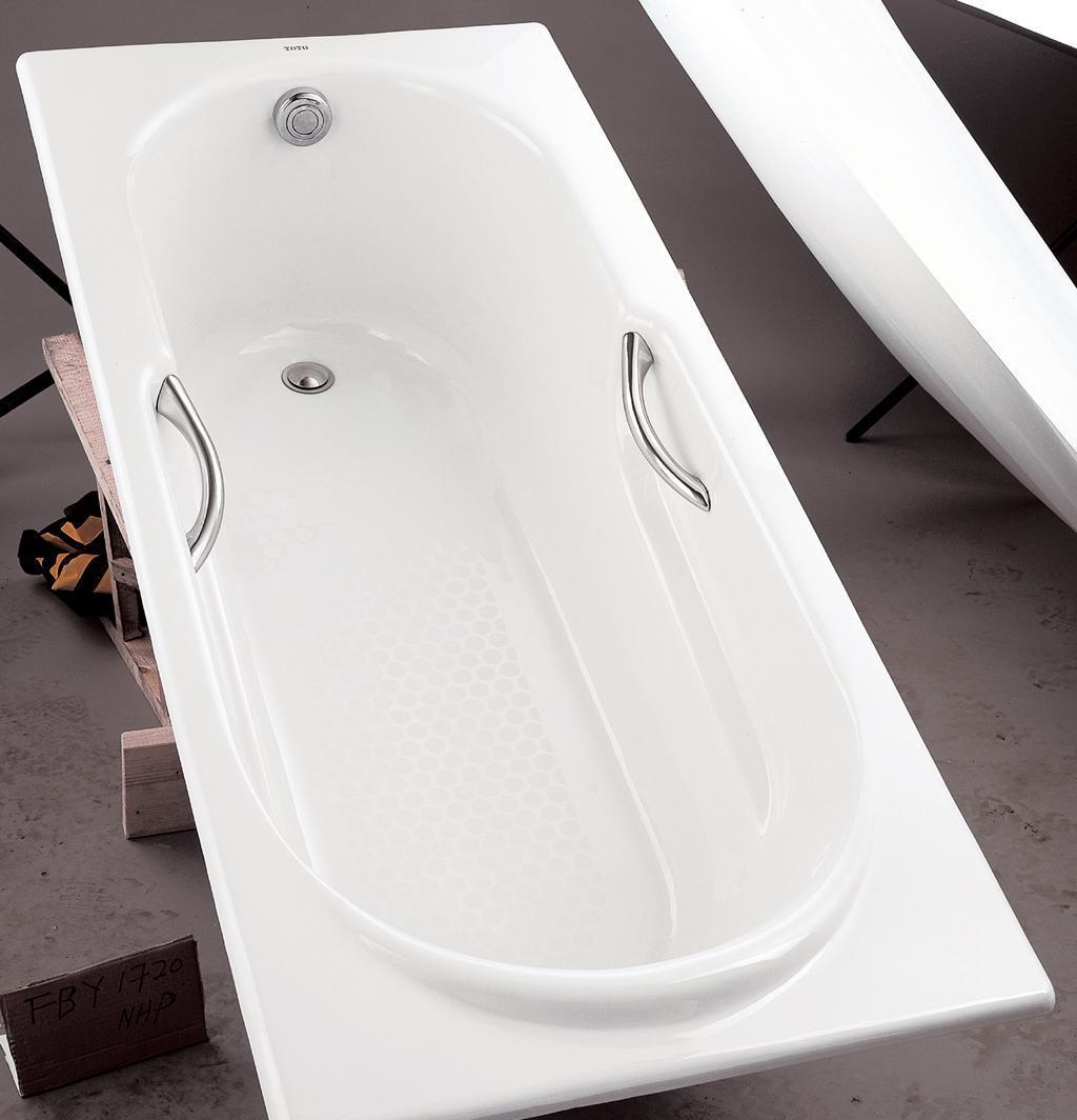 TOTO铸铁浴缸FBY1720NHP-FBY1620NHPFBY1720NHP-FBY1620NH.