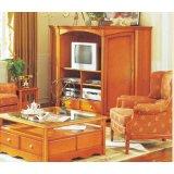 大风范家具新洛可可客厅系列RC-854-1电视柜