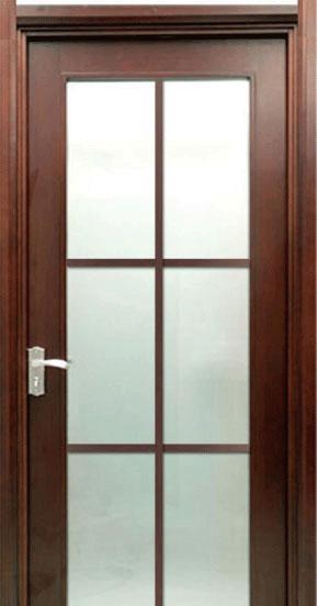 康吉KB-02实木复合门