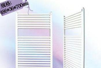 适佳圆管卫浴插接系列GZ450*700散热器GZ450*700