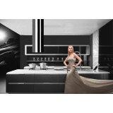 金牌厨柜金魅系列第五元素-烤漆