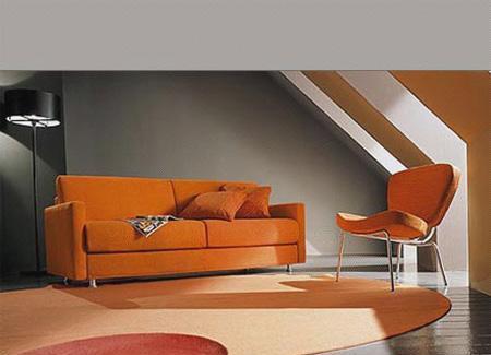 北山家居客厅家具多人沙发1SC570AD-31SC570AD-3