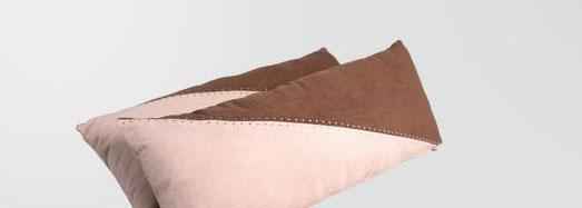 麦斯得尔小组件系列长枕r06粉棕