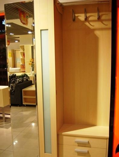 五木板式家具系列门厅柜WD-7WD-7