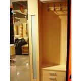 五木板式家具系列门厅柜WD-7