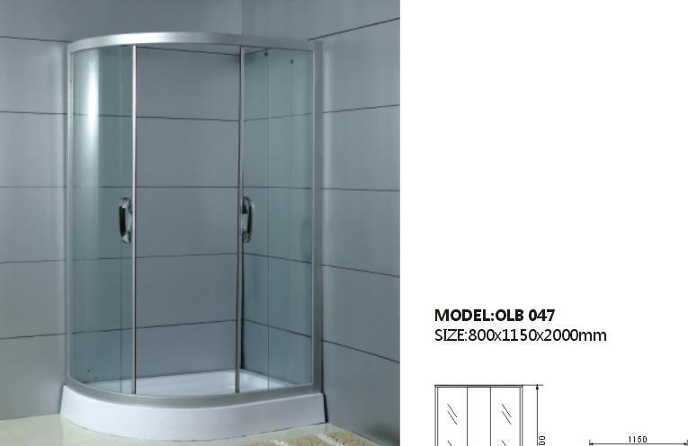 欧罗芭整体淋浴房OLB047OLB047