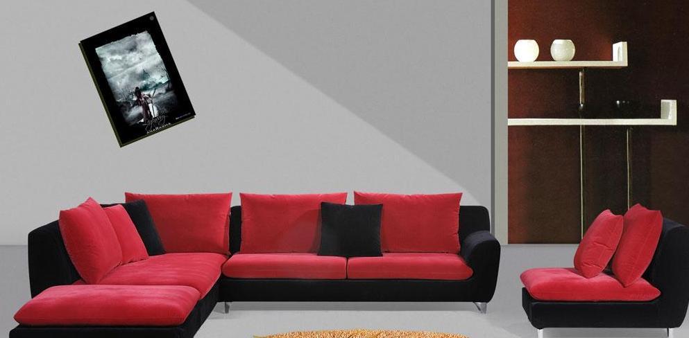 色彩人生布兰卡沙发