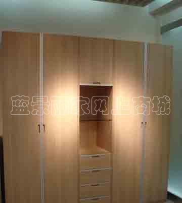 绿之岛 A202五门组合衣柜A202五门组合衣柜