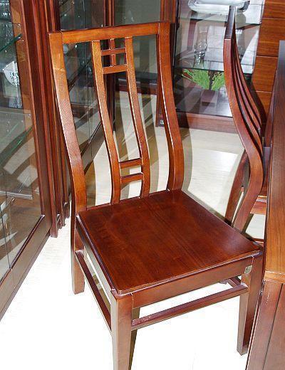 华日餐椅D9852D9852