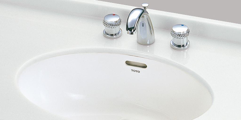 TOTO台下式洗脸盆LW548B-LW548BRLW548B-LW548BR