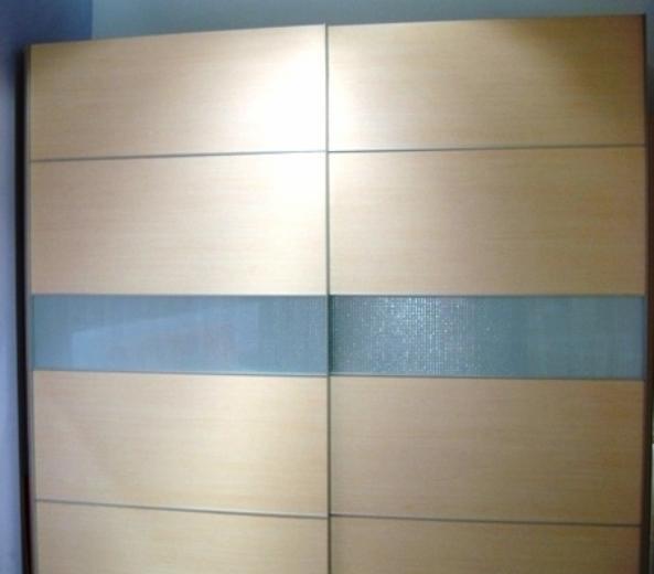 诺捷板式家具系列-推拉柜6A302-B+6A502-36A302-B+6A502-3