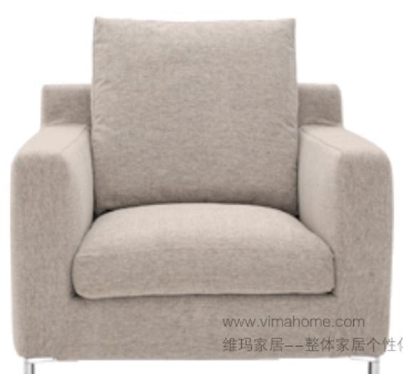 维玛CL018单人沙发CL018