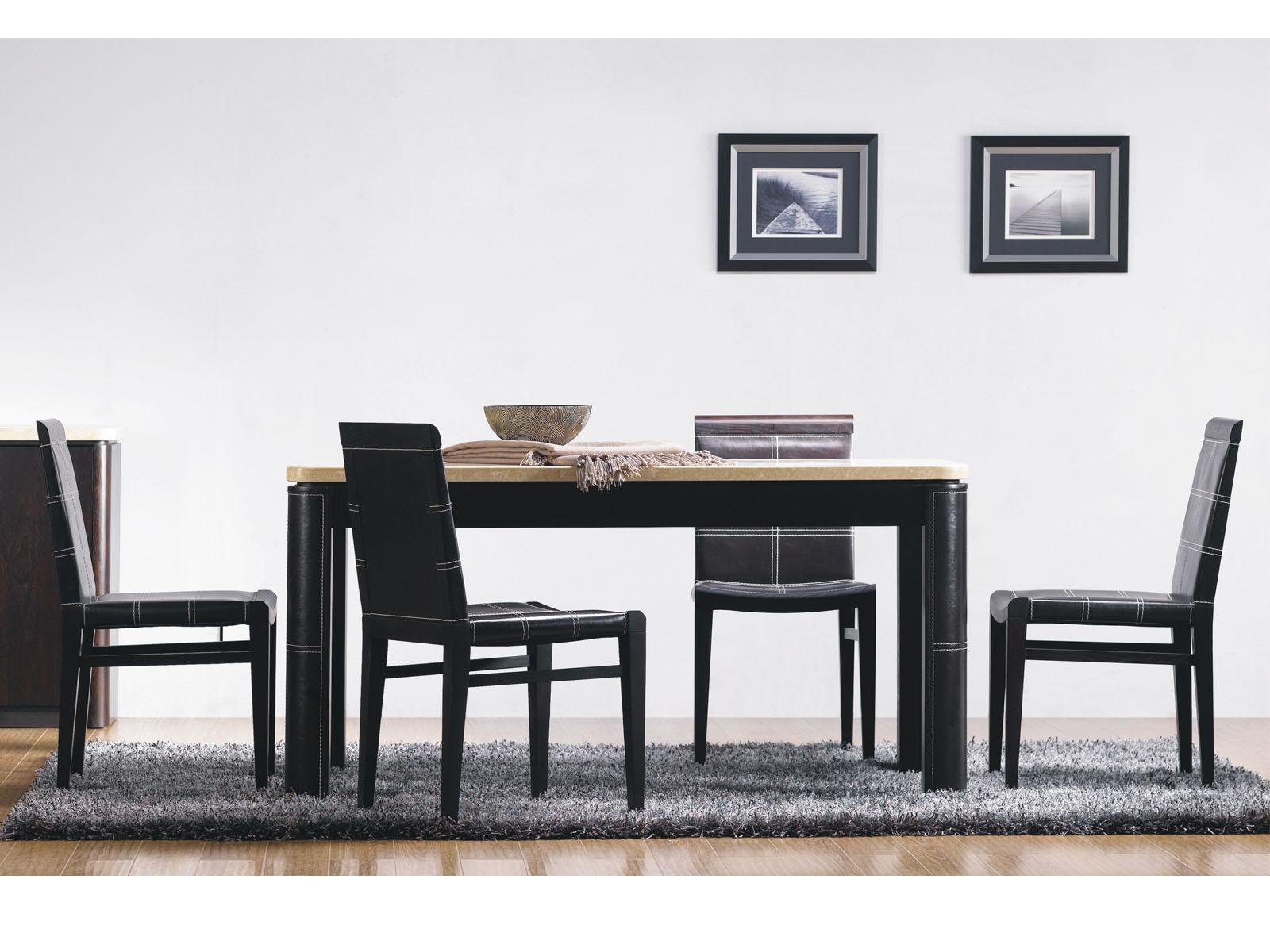 华林凯迪餐椅B85/W420 D530 H850