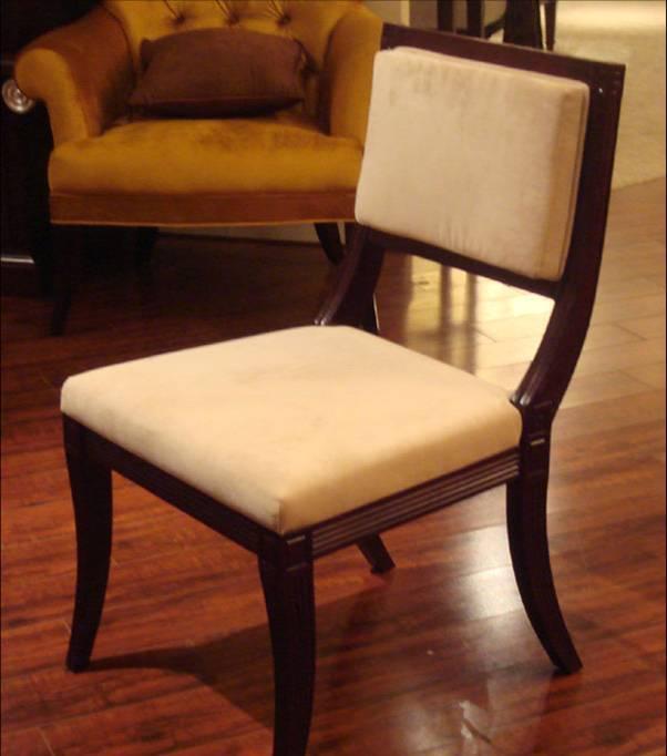 美凯斯书房家具经典恋人系列无扶手椅M-C783C(SM-C783C(SD01-3)