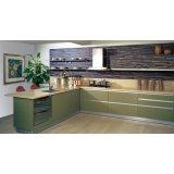 金牌厨柜睿简系列波西米亚-整体板