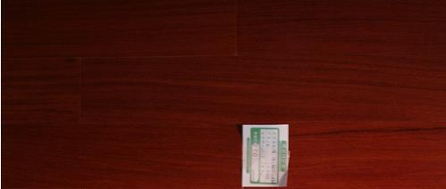 新绿洲实木地板-龙凤檀