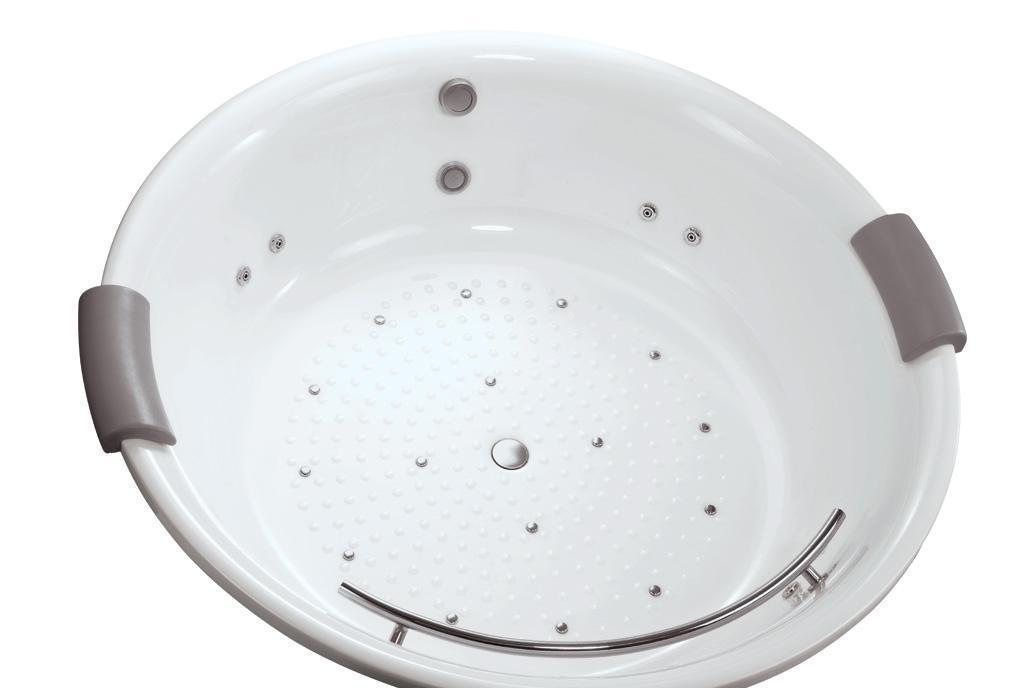 TOTO珠光冲浪加气泡按摩浴缸PPYD1720HPWPPYD1720HPW