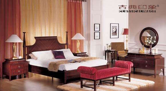 美凯斯卧室家具维多利亚系列M-C156B