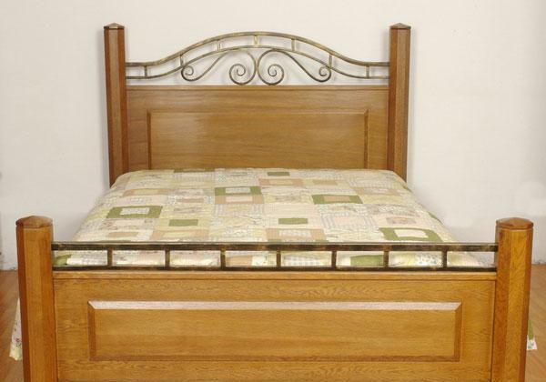 考拉乐橡树森林系列05-200-1-500皇后床05-200-1-500